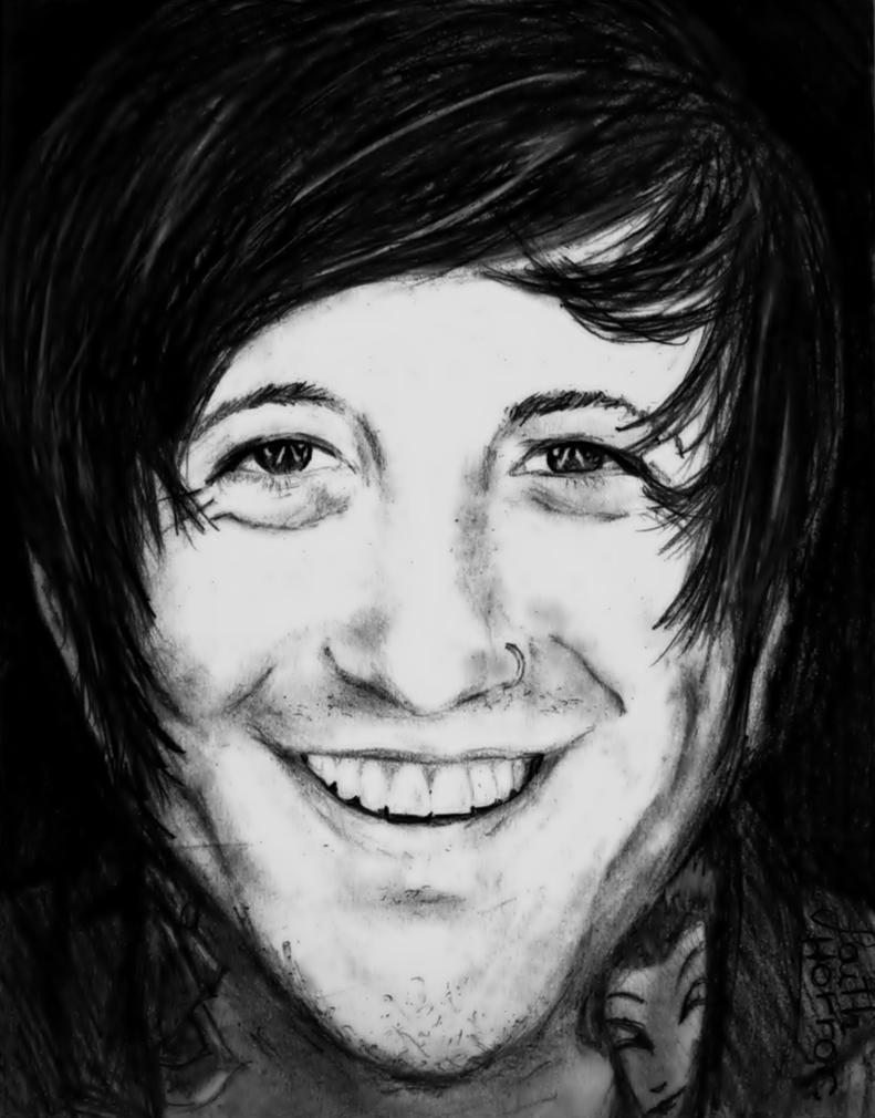 Austin carlile of mice and men by evafaithhorror on - Austin carlile wallpaper ...