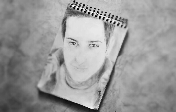 mitch lucker portrait by katomacabre on deviantart