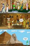 Star Fox Goes: Ancient Egypt