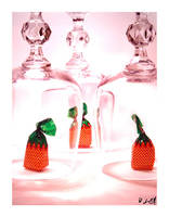 + Strawberry Factory by silentglaive