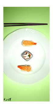 + Sushi-go-round