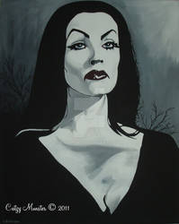 Vampira painting v. 1