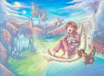A Little Girl's Journey
