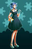 MM: Aurelia Winter Ball by Snow-the-Wanderer