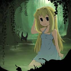 Misty Swamp by elvirarawrr