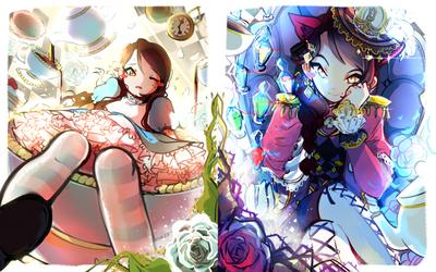 Wonderland Riko by elvirarawrr