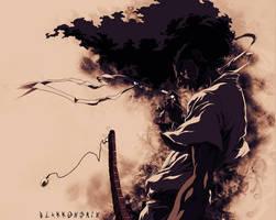 DJ Samurai by ArosHakkare