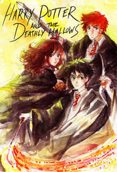 Deathly Hallows by to-ma-to