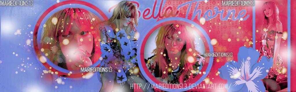 +PortadaBellaThorne by MariEditions13