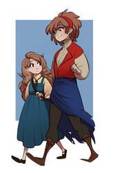 Sisters by torsh19