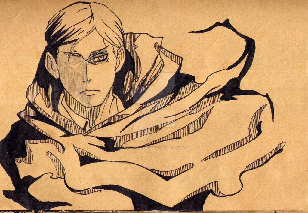 Commander Irwin Smith by Shinigamichick39