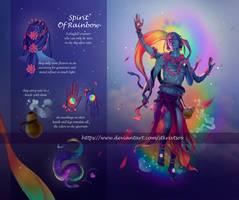 [OPEN] Adopt : Spirit of Rainbow by stkrivtsov