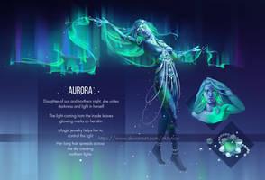[CLOSED] Adopt: Spirit of northern lights