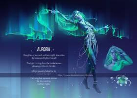 [OPEN] Adopt: Spirit of northern lights by stkrivtsov