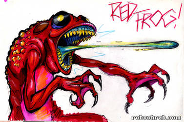 RED FROG