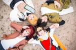 Saiyuki Reload - Never Alone