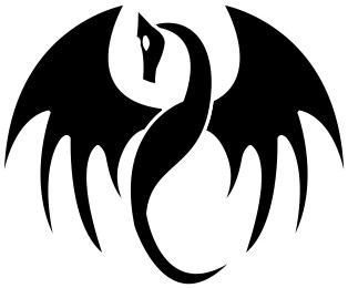 Dragon Symbol by Lordcerii on DeviantArt