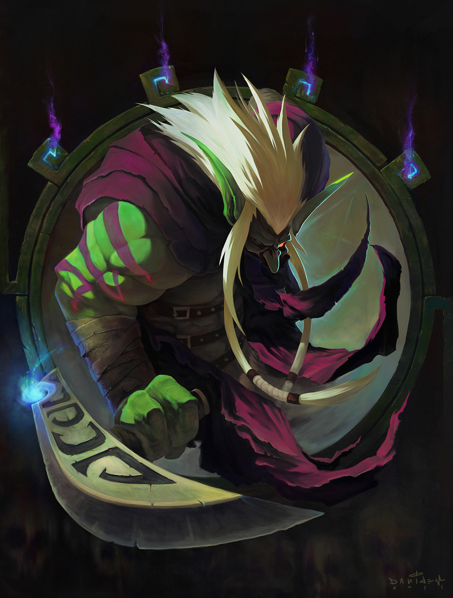 Build Zuljin Hero