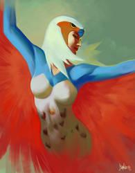 Sorceress by Danidem