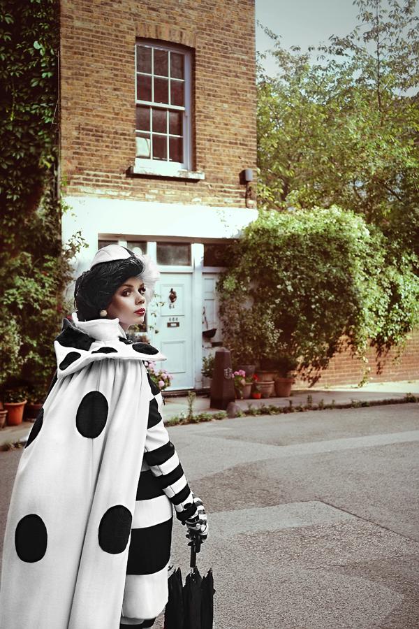 102 Dalmatians - Cruella De Vil 2 by Camui--Gackt