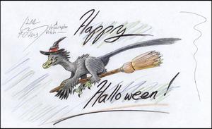 Halloween Is Still Over A Month Away, But...
