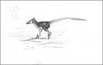 Deinonychus with Fake Ears