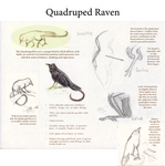 The Quadruped Raven