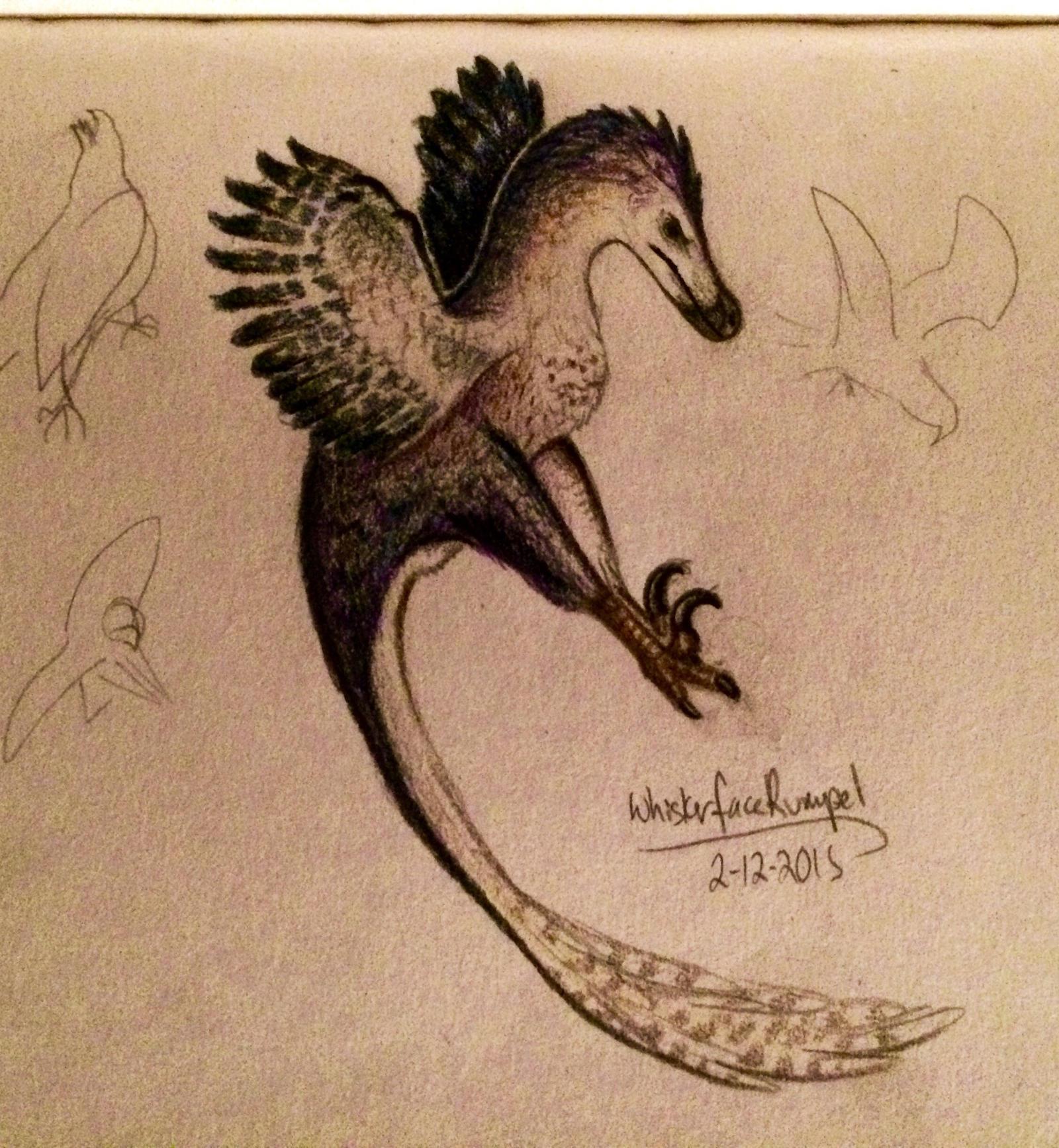 The Dragon Eagle