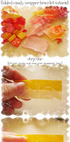 Tutorial: Candy Wrapper Things