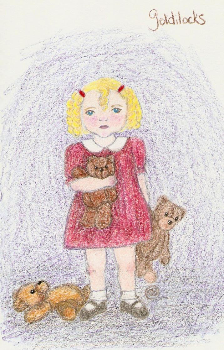 Goldilocks by bunnykissd