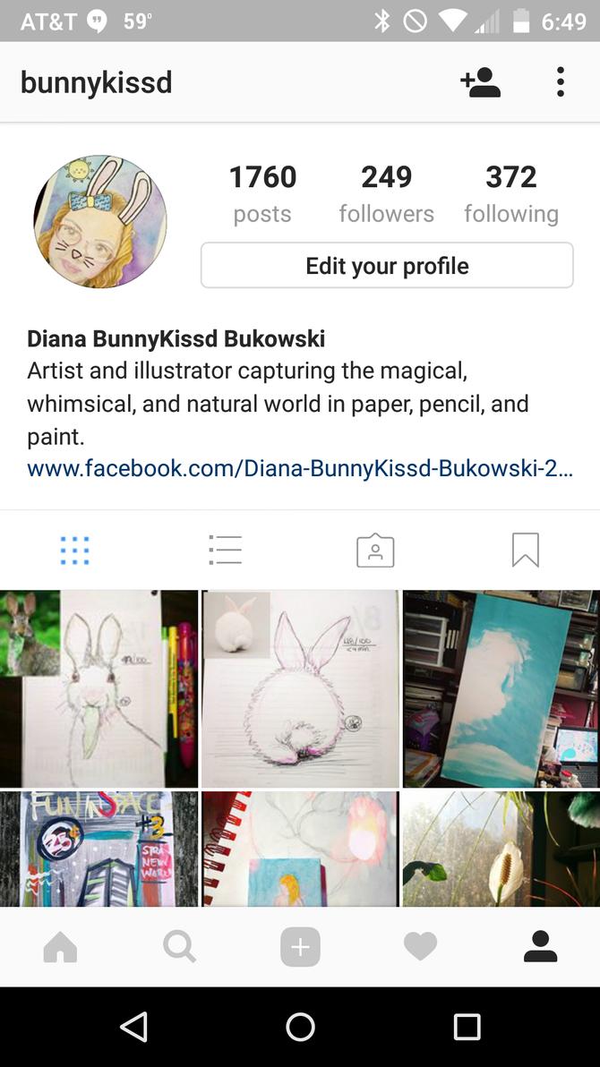 Instagram by bunnykissd