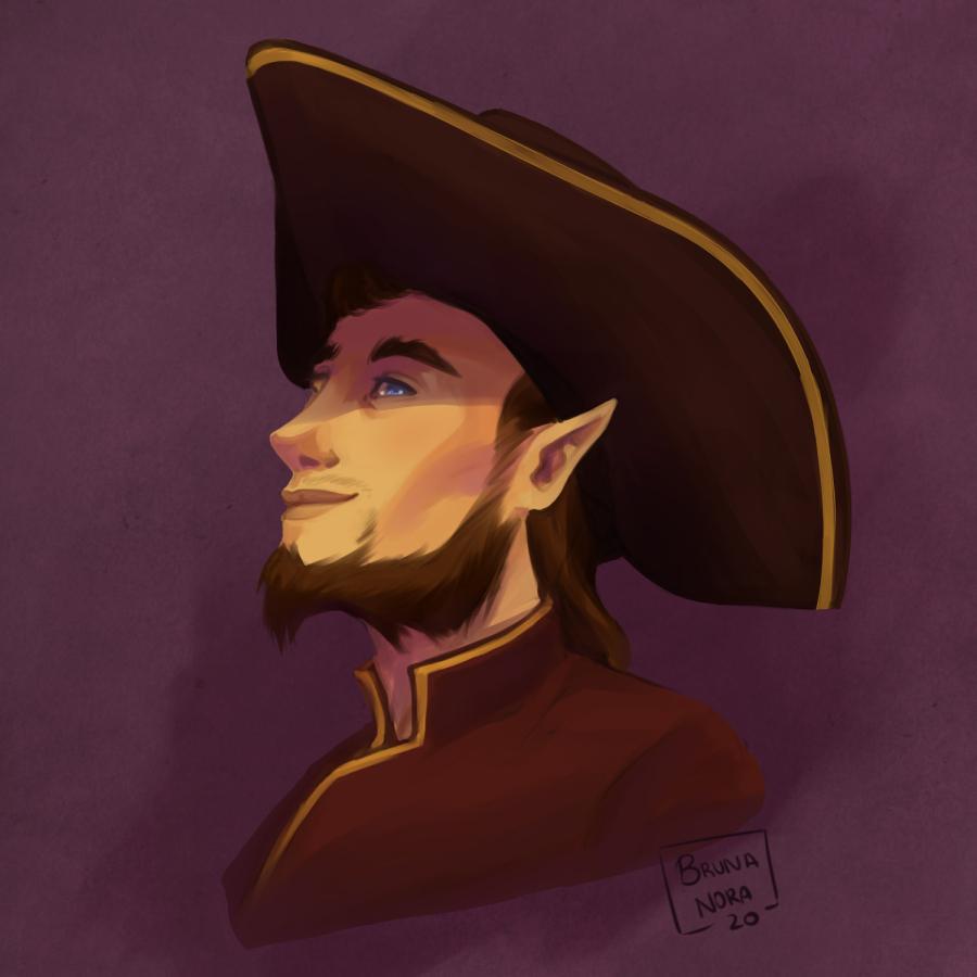 Brinn, your captain
