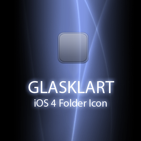 Glasklart folder icon by dbalnites