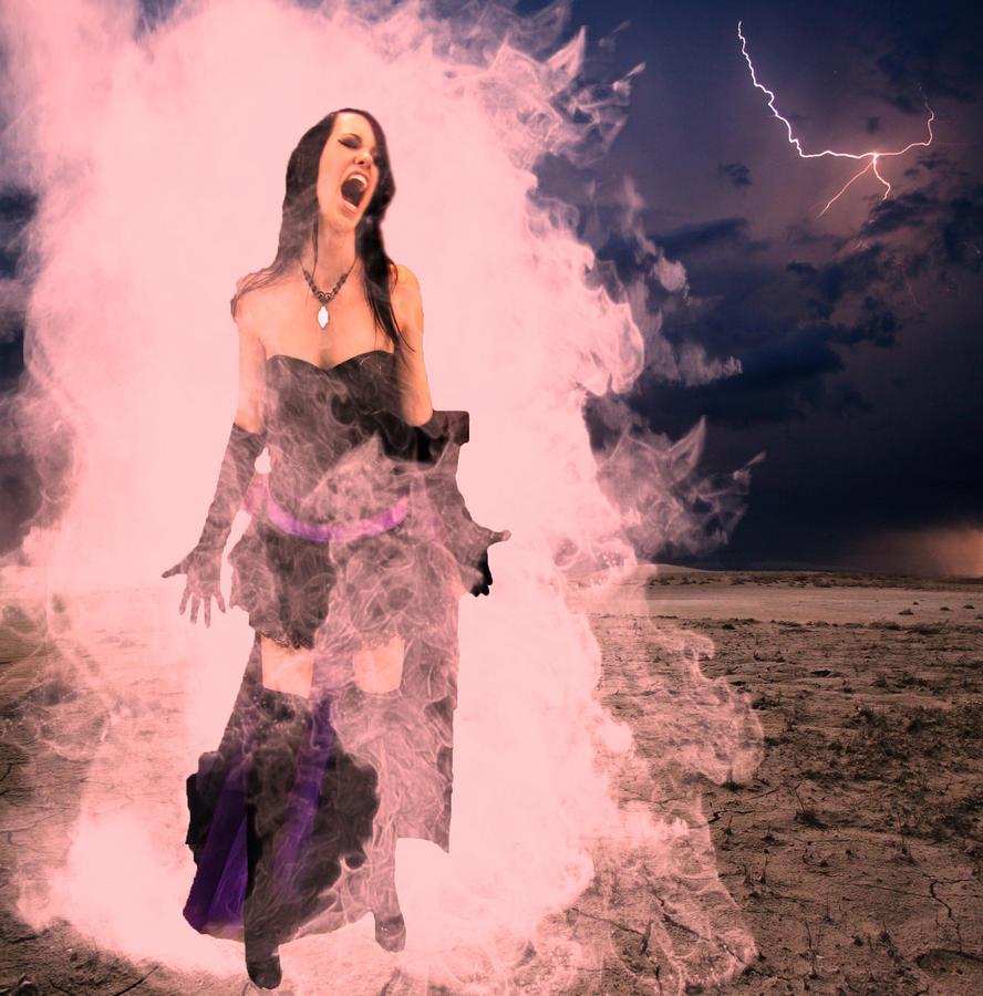 Seven Sins- Wrath by evettejo