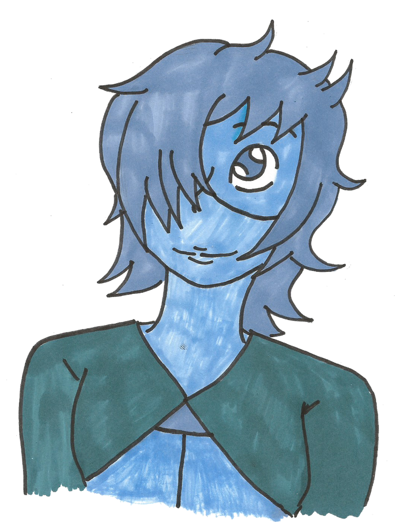 Request : Siberian Blue Quartz by Jolsma