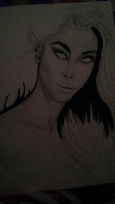 Night 3 sketch  by NeverShoutPanda