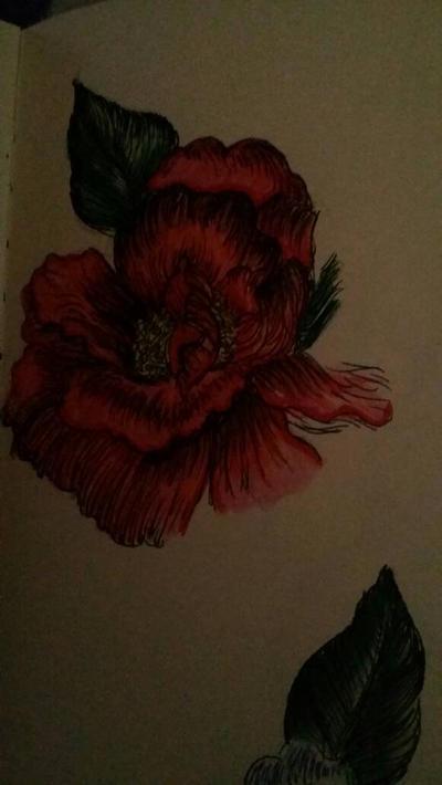 flowersssssssss by NeverShoutPanda