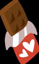 Chocolicous' cutiemark
