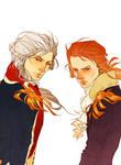 Gilbert and Alexander