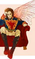 Army!Angel!Aaron Burr