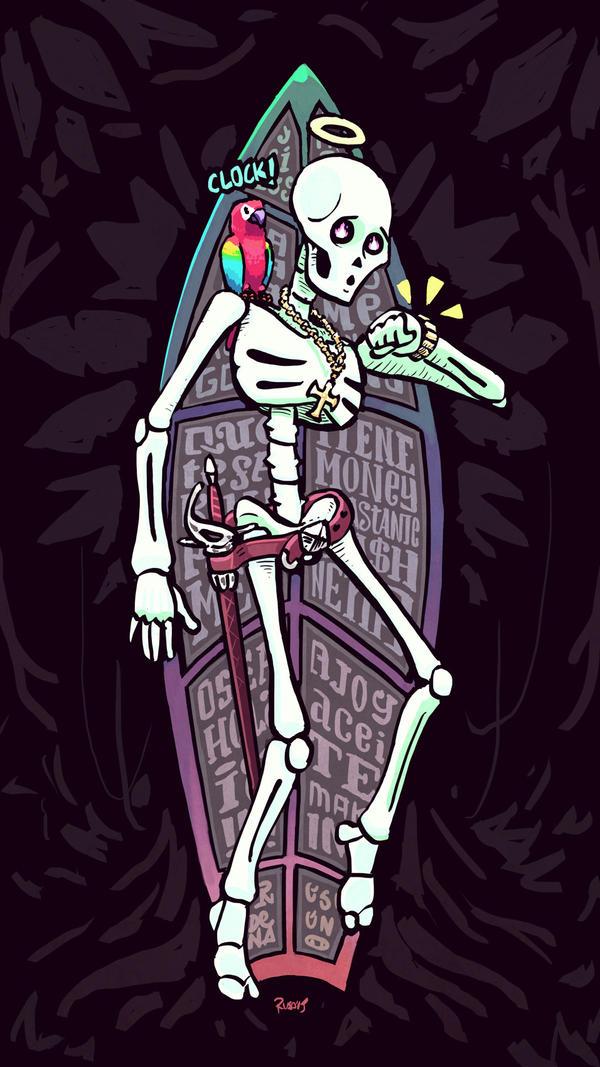 La hora de la muerte by RUSOdeJOTA