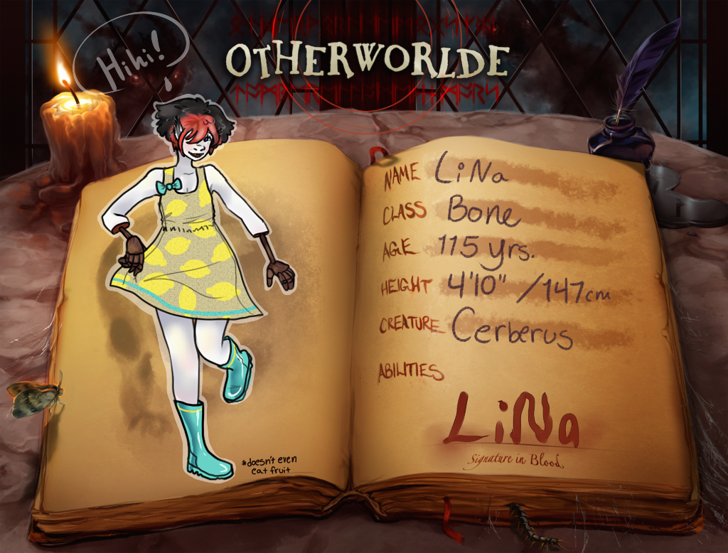 OW: LiNa 1st Year by colon-empire