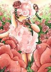 Rose-sheep
