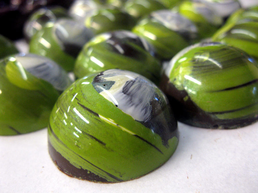 Pistachio Bonbons Recipes — Dishmaps