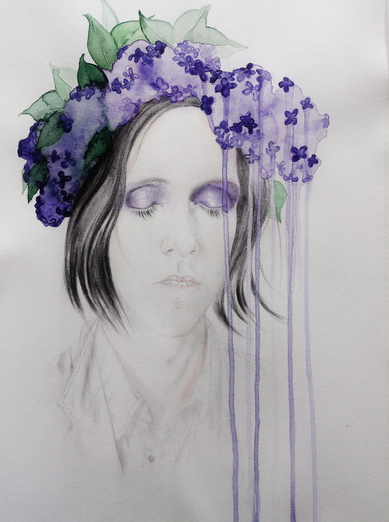 Lilac by fadedintomist