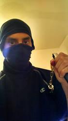 Ninja 4 by SilverWing27