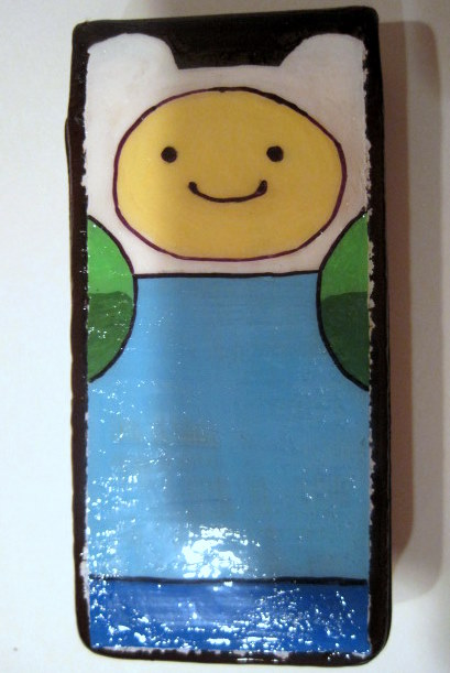 Finn Zune Case by SharpieSam