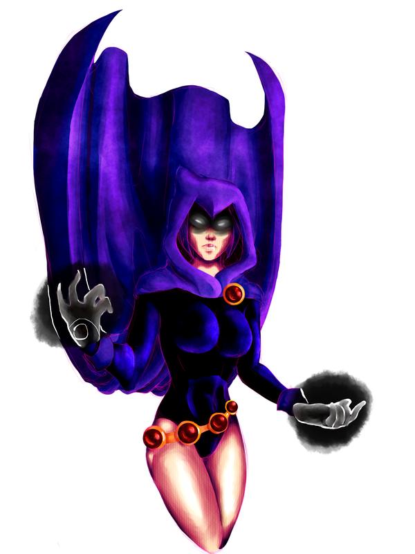Raven by Ahlyss