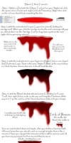 Blood Tutorial 1 by COproductionz