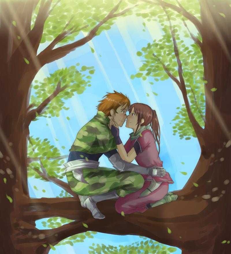 Secret Tree by Nagusame